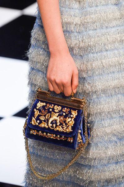Dolce & Gabbana, Fall 2016 - The Most Fabulous Fall '16 Runway Purses - Photos