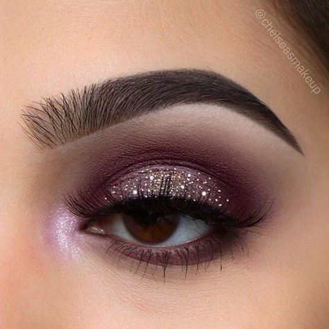 Rich Purple Velvet - Cool Girl Eyeshadows Worthy of a Beautiful Bedroom Eye - Photos