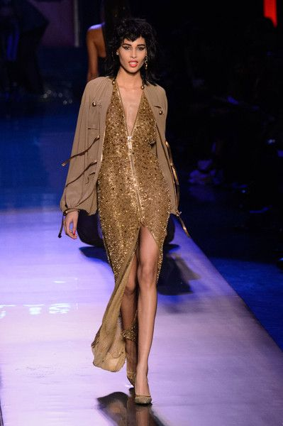 Couture's Dreamiest Dresses for Spring 2016 | Jean Paul Gaultier