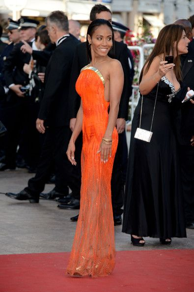 Jada Pinkett Smith in Atelier Versace, 2012 - The Most Daring Dresses on the Cannes Red Carpet - Photos