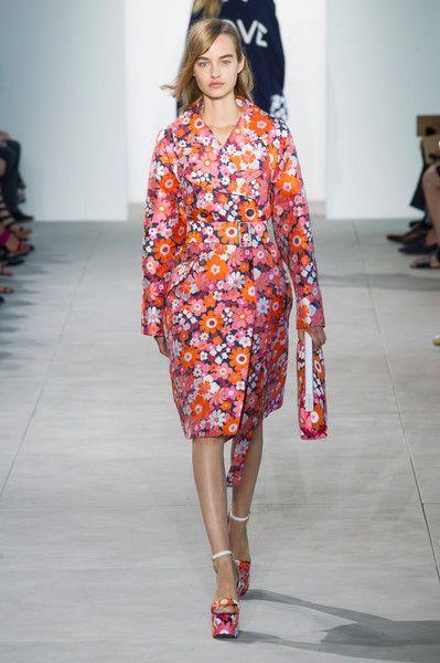 Michael Kors, Spring 2017 - The Fiercest Outerwear at NYFW S'17 - Photos