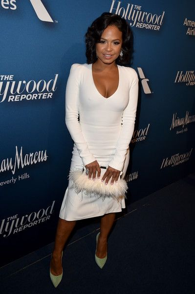 Singer/actress Christina Milian attends The Hollywood Reporter's 4th Annual Nominees Night at Spago on February 8, 2016 in Beverly Hills, California.