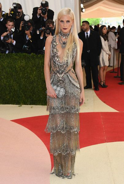Poppy Delevingne in Marchesa, 2016 - The Most Daring Met Gala Dresses - Photos