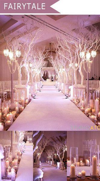 Fairytale - The Most Creative Themed Wedding Ideas - Photos