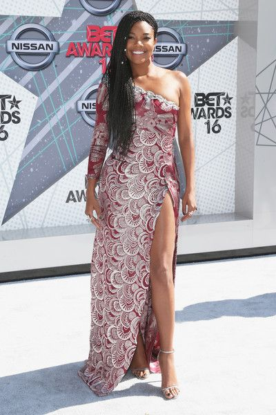 Actress Gabrielle Union attends the 2016 BET Awards at the Microsoft Theater on June 26, 2016 in Los Angeles, California.