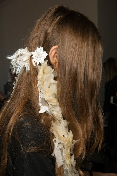 Rodarte, Spring 2017 - The Boldest and Most Beautiful Hair at NYFW Spring 2017 - Photos