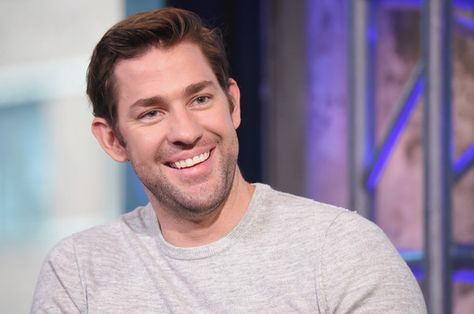 Actor/director John Krasinski attends the AOL Build presentation of the cast of 'The Hollars' in NYC.