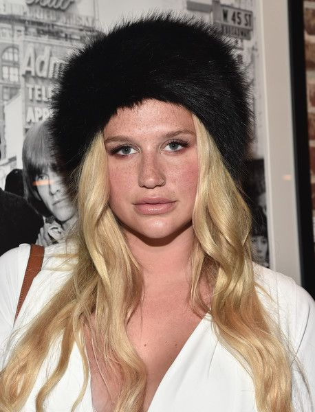 """Recording artist Kesha attends Markus Klinko Presents his """"Bowie Unseen"""" Exhibition at Mr. Musichead Gallery on May 19, 2016 in Los Angeles, California."""