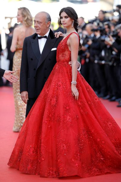 Sara Sampaio - The Most Daring Gowns From the 2017 Cannes Film Festival - Photos