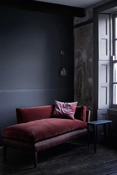 Dark And Sumptuous - Our Favorite Dark Living Spaces - Photos