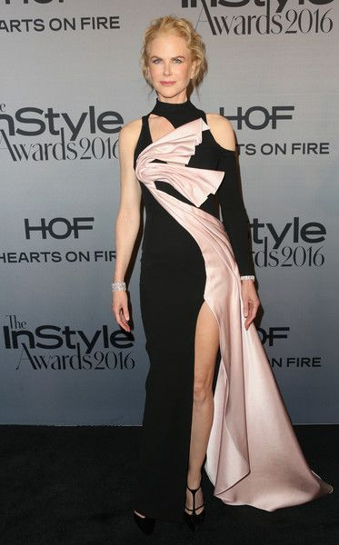 Actress Nicole Kidman attends the Second Annual InStyle Awards.