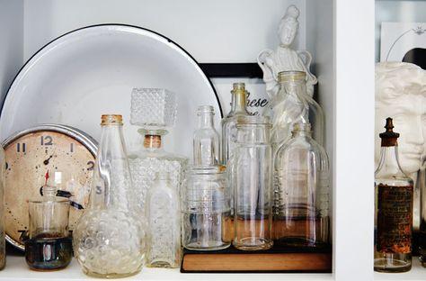 Raising a Glass - Home Tour: An Ohio House by Leanne Ford