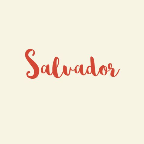Salvador - Baby Names Inspired By Great Writers and Artists - Photos