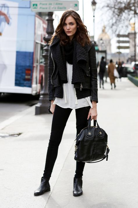 This Is How French Women Really Dress in the Winter | Short Flat Boots