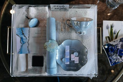 Powder Blues - Fairytale Weddings Around the World With Colin Cowie - Photos