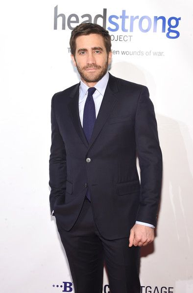 Actor Jake Gyllenhaal attends the Headstrong Project's Words of War Gala.