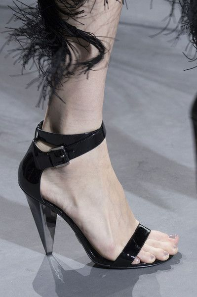 Michael Kors, Fall 2017 - The Best Shoes on the New York Runway - Photos