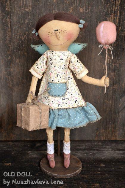 Кукла примитив как сшить мастер класс