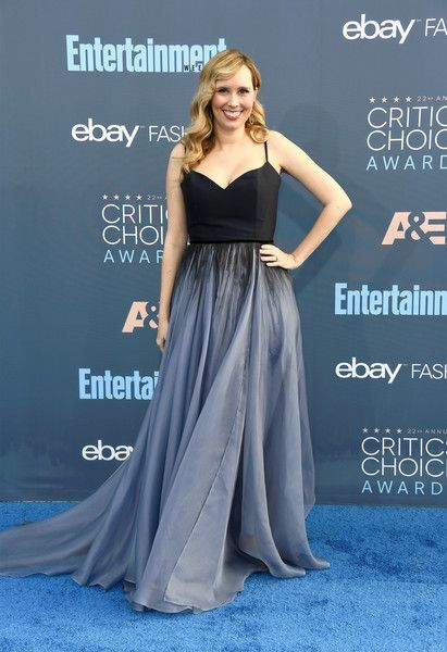 Allison Schroeder - All the Looks from the 2016 Critics' Choice Awards - Photos