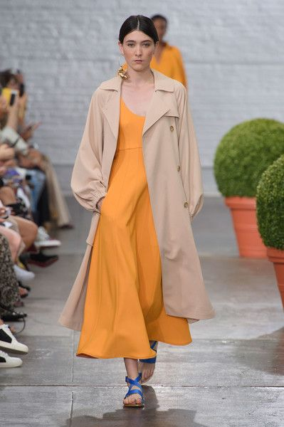 Tibi, Spring 2017 - The Fiercest Outerwear at NYFW S'17 - Photos