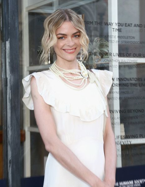 Actor Jaime King attends The Humane Society of the United States' To the Rescue Los Angeles Gala.