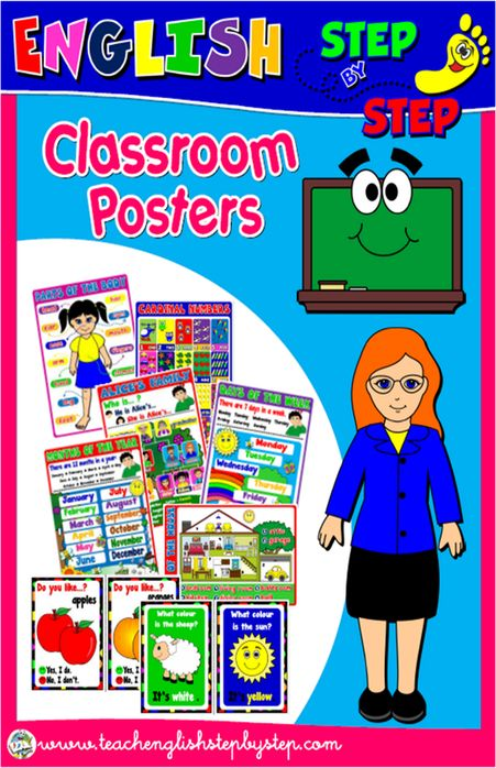 Free apa classroom poster template