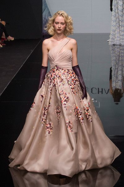 Georges Chakra, Fall 2016 - The Most Extraordinary Dresses at Paris Couture Week Fall 2016 - Photos
