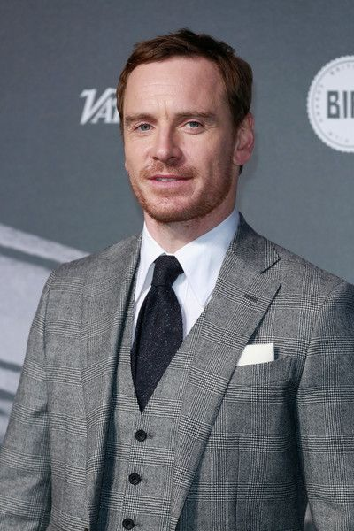 Michael Fassbender attends The British Independent Film Awards.