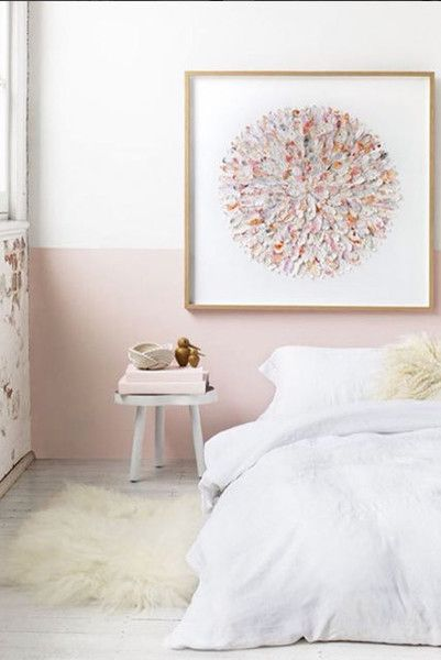 Colorblocked Pink - 15 Rooms That Make The Case For Decorating With Pink - Photos