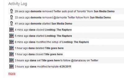 activity log design - Google Search | UX - Activity Log Design ...