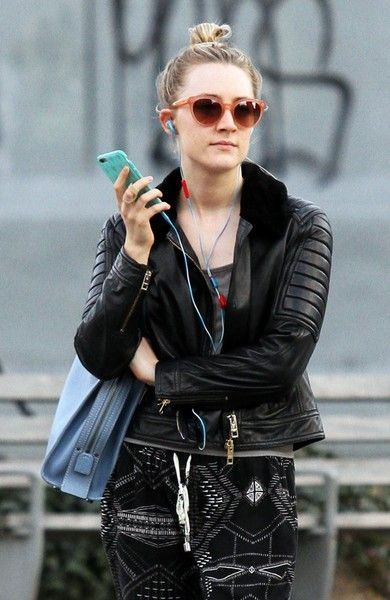 Saoirse Ronan Cateye Sunglasses