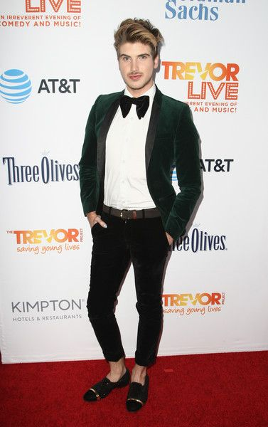 Internet personality Joey Graceffa attends The Trevor Project's 2016 TrevorLIVE LA.