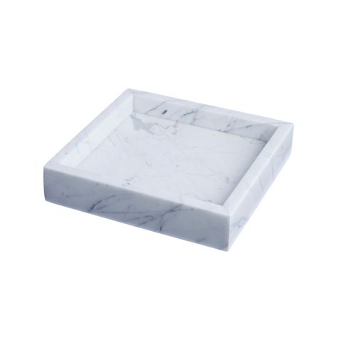 Marble tray from Hay