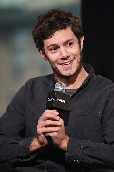 Actor Adam Brody attends AOL Build to discuss his new Crackle scripted drama 'StartUp' at AOL.