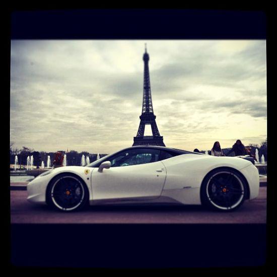 The Ferrari 458