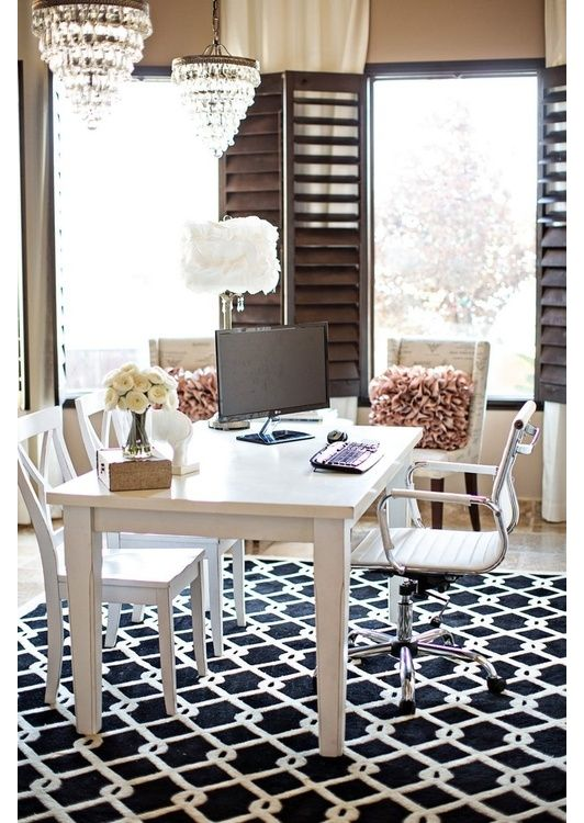 Home office design - Home and Garden Design Ideas