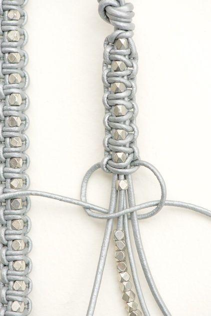 bracelet tutorial ?