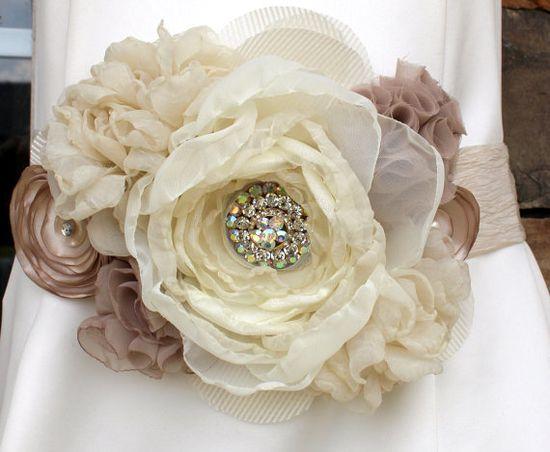 Bridal Belt Wedding Sash