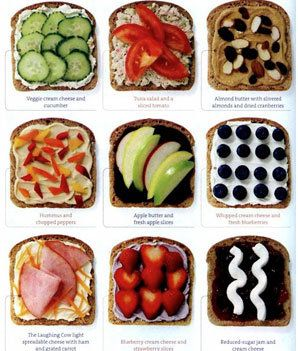 5 no heat lunches to bring to work