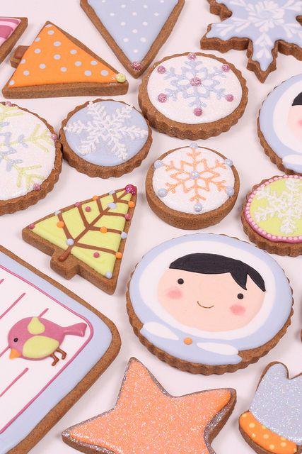 Sweetopia Christmas cookies