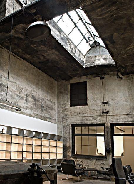 Interior Design Industrial