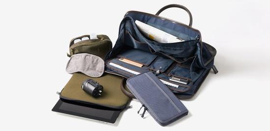 MUJI travel accessories