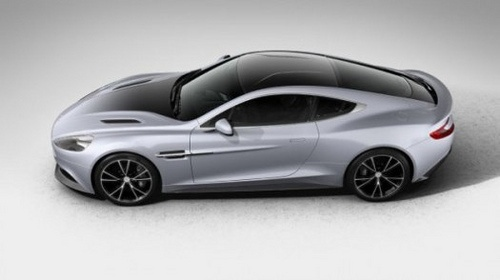 Aston Martin Celebrates 100th Anniversary With Limited Edition Car - TheTopTier.net - The Best in Luxury and Affluence
