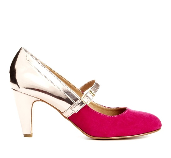 round toe heel