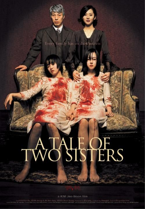 one of the best horror movies I've ever seen! Korean