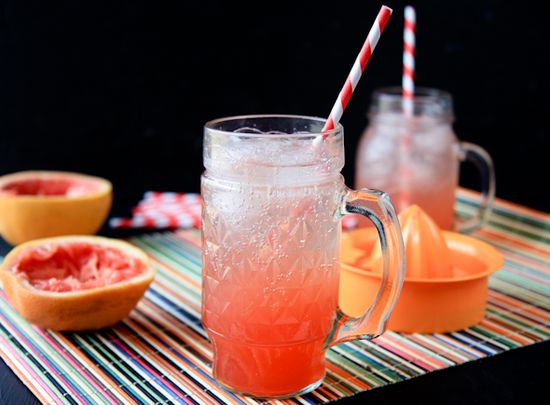 grapefruit soda ?