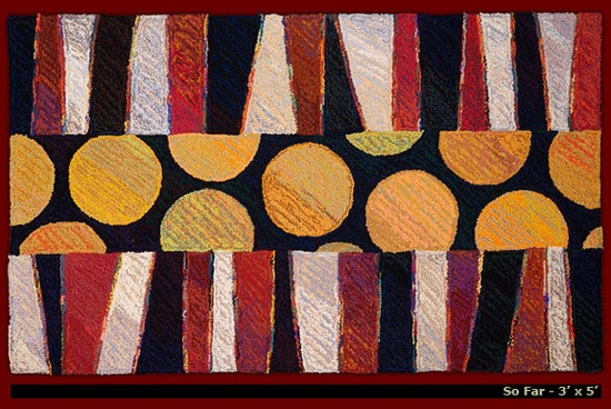 Meg Little - Handmade Rugs
