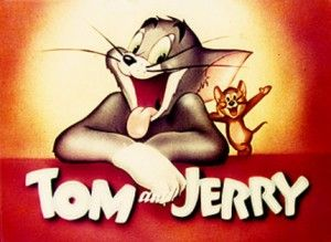 Tom & Jerry - my favorite cartoon show!