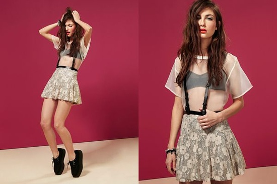 @Nasty Gal is Skipping the Prom @miaswardrobe #nastygal #editorial #fashion #fashionville