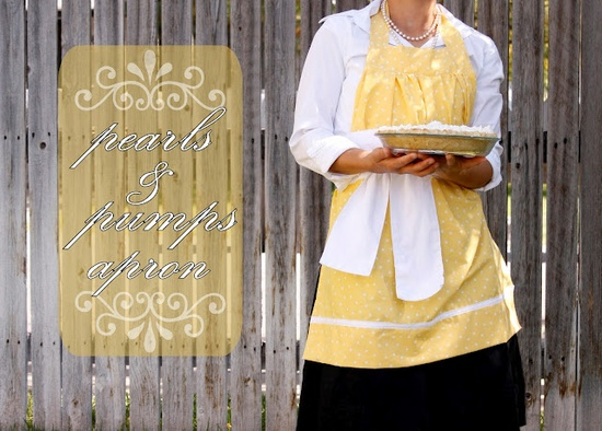 Great apron tutorial!